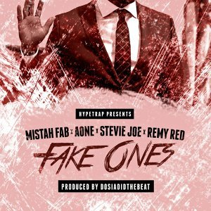 Fake Ones (feat. Stevie Joe, Aone & Remy R.E.D.)