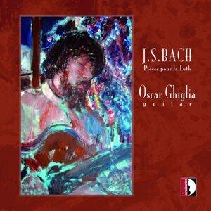 Johann Sebastian Bach: Pièces pour luth