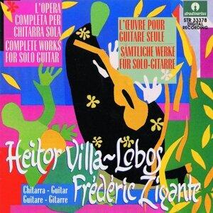 Heitor Villa Lobos: L'opera completa per chitarra sola