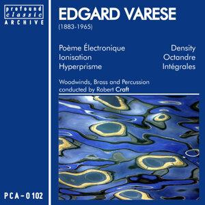 Edgard Varese: Poème Électronique