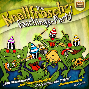Die Knallfrosch Faschings - Party