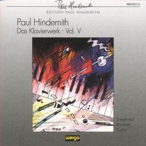 Paul Hindemith: Das Klavierwerk - Vol.5