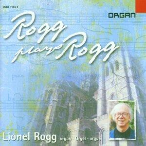 Lionel Rogg plays Lionel Rogg