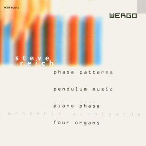 Reich: Phase Patterns / +