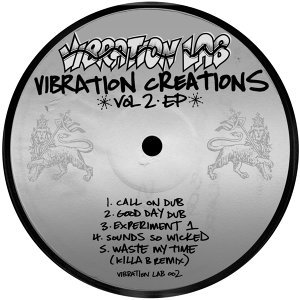 Vibration Creations Vol.2 E.P