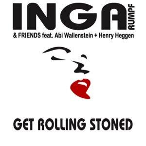 Get Rolling Stoned (Live) - feat. Abi Wallenstein & Henry Heggen
