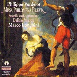 Philippe Verdelot: Missa Philomena Prævia