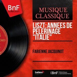 """Liszt: Années de pèlerinage """"Italie"""" - Mono Version"""