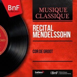 Récital Mendelssohn - Mono Version