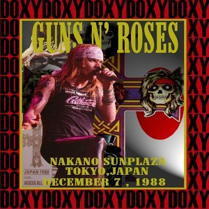 Nakano Sunplaza, Tokyo, Japan, December 7th 1988 - Doxy Collection, Remastered, Live on Fm Broadcasting