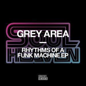 Rhythms Of A Funk Machine EP