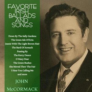 Favourite Irish Ballads & Songs