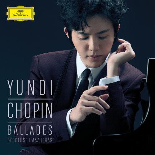 Chopin: Ballades, Berceuse, Mazurkas