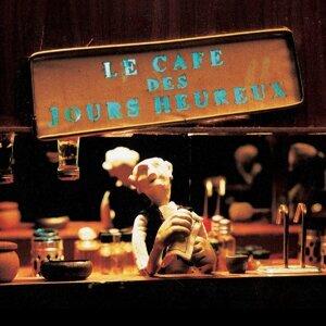 Le café des jours heureux