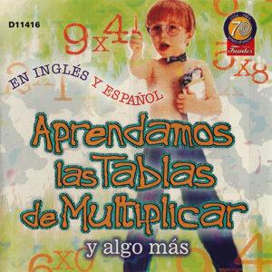Aprendamos las Tablas de Multiplicar y Algo Más en Inglés y Español