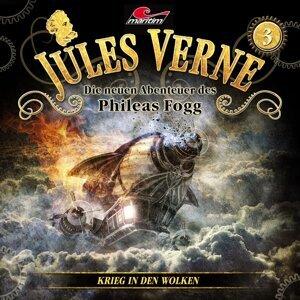 Die neuen Abenteuer des Phileas Fogg, Folge 3: Krieg in den Wolken