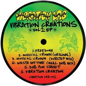Vibration Creations Vol.1 E.P