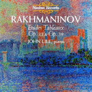 Rachmaninoff: Etudes-Tableaux, Op. 33 & Op. 39