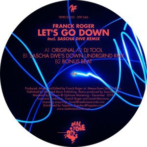 Let's Go Down EP