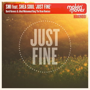 Just Fine inc. David Harness & Jihad Muhammad Bang The Drum Remixes (feat. featuring Shea Soul)