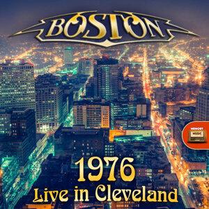 Boston 1976 Live in Cleveland