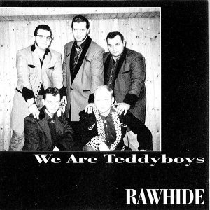 We Are Teddyboys
