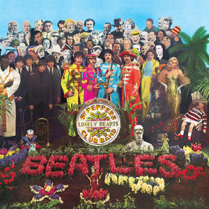 Sgt. Pepper's Lonely Hearts Club Band - Remastered
