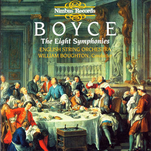 Boyce: The Eight Symphonies