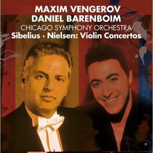 Nielsen & Sibelius : Violin Concertos - Maestro