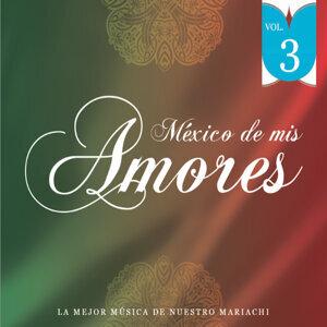 México de Mis Amores Vol.3