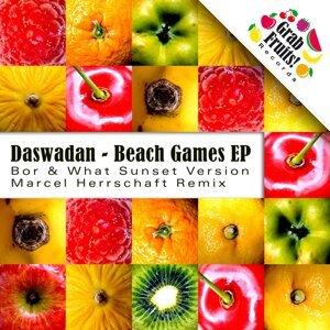 Beach Games EP