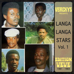 Verckys Presents Langa Langa Stars Vol. 1, Edition Veve 1981-1983