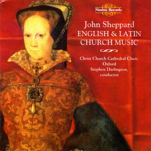 Sheppard: English & Latin Church Music