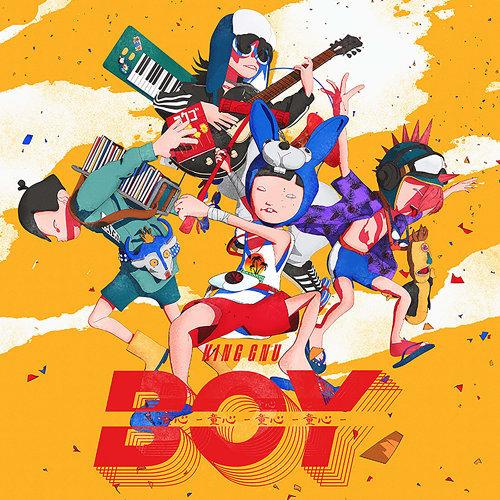 片頭曲:BOY
