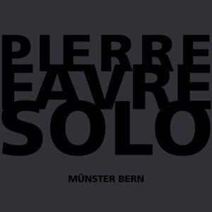 Pierre Favre Solo