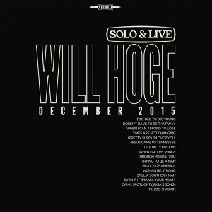 Solo & Live: December 2015