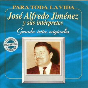 José Alfredo Jiménez - Grandes Éxitos Originales