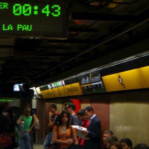 Passeig De Gracia Station - Single