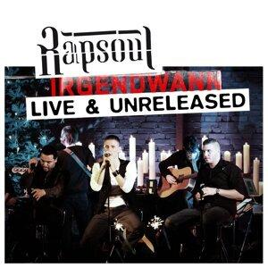 Irgendwann – Live & Unreleased - Live
