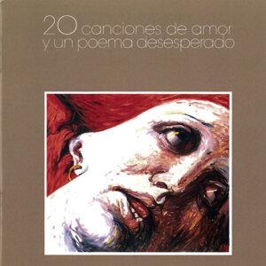 20 Canciones De Amor Y Un Poema Desesperado