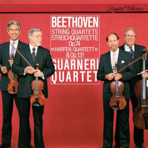 Beethoven: String Quartets Nos. 10 (Harp) & 14