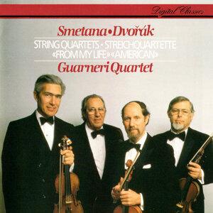 """Dvorák: String Quartet No. 12 """"American"""" / Smetana: String Quartet No. 1"""