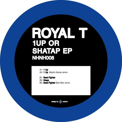 1Up Or Shatap EP (feat. Martin Kemp, Rocks, J Beatz, Bok Bok & Silencer)