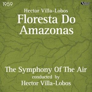 Floresta Do Amazonas - Original Album, 1959