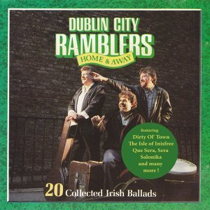 Home and Away - 20 Collected Irish Ballads