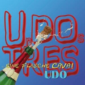 Un Dos Tres - ...eine Flasche Cava!