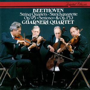 Beethoven: String Quartets Nos. 11 & 15