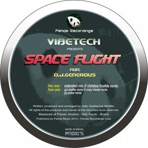 Space Flight (Remixes)
