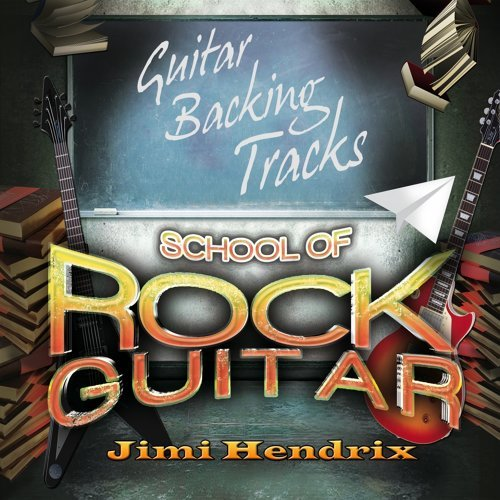 The Hard Rockers Band - School of Rock Guitar (The Jimi