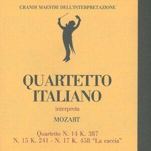 Grandi maestri dell'interpretazioni: Quartetto italiano interpreta Mozart